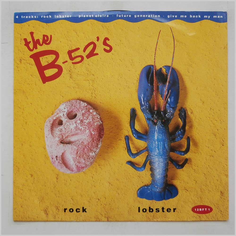 The B-52's - Rock Lobster (12BFT 1)