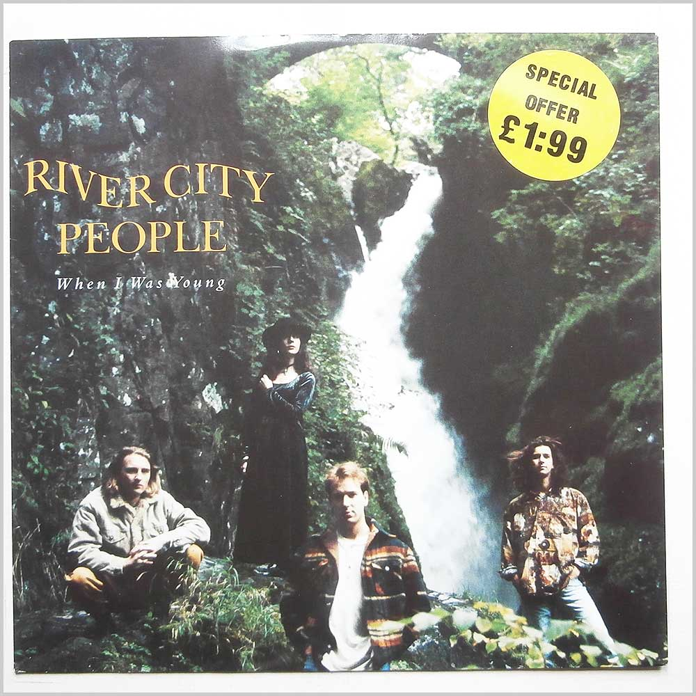 River City People - When I Was Young (12 EM176)