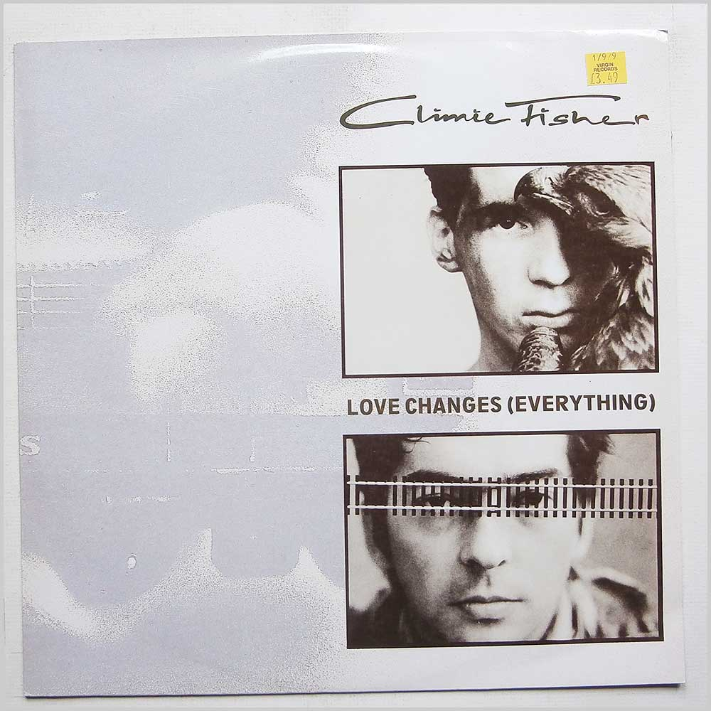 Climie Fisher - Love Changes Everything (12 EM 47)