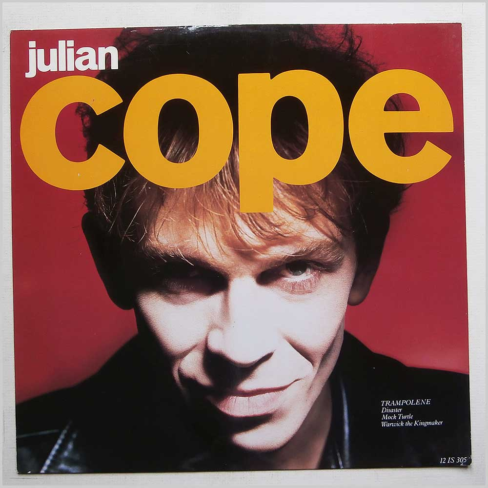 Julian Cope - Trampoline (12 IS 305)