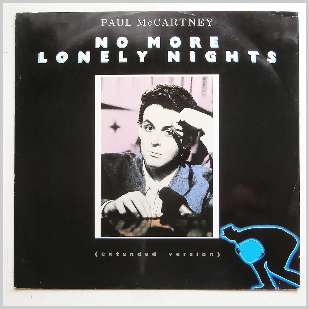 Paul McCartney - No Ore Lonely Night (Extended Version) (12-R-6080)
