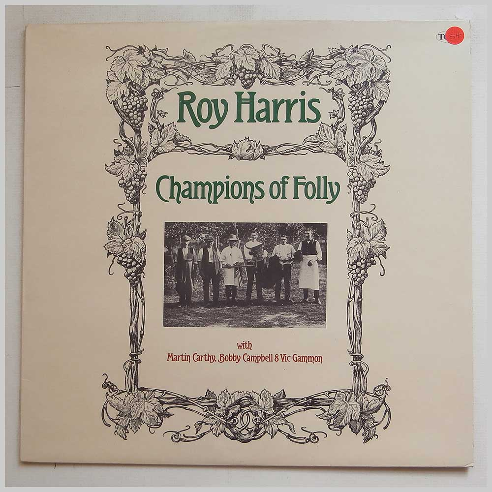 Roy Harris - Champions Of Folly (12TS256)