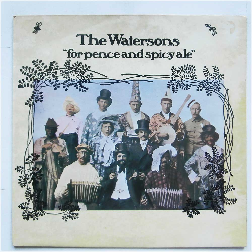 The Watersons - For Pence And Spicy Ale (12TS265)