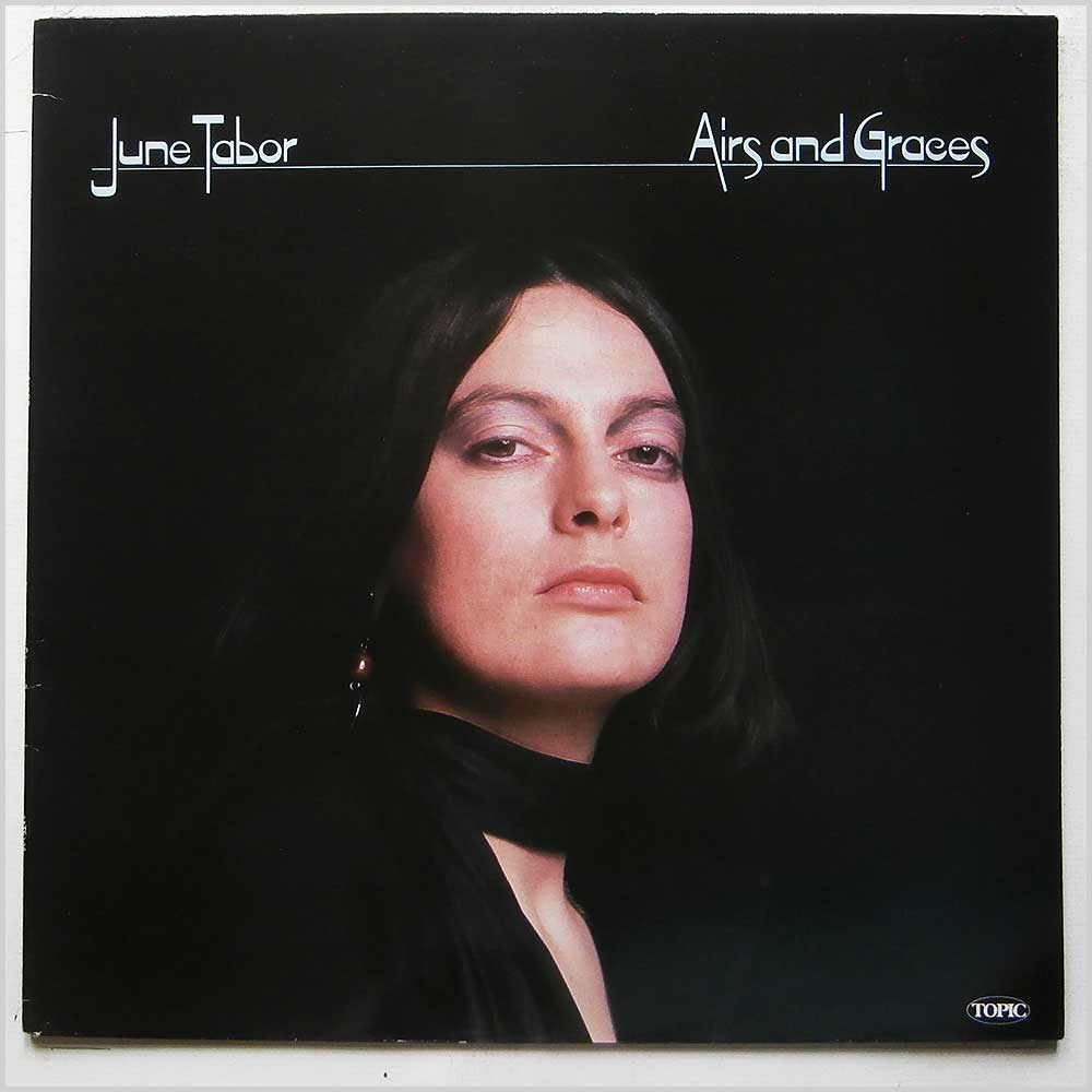 June Tabor - Airs and Graces (12TS298)