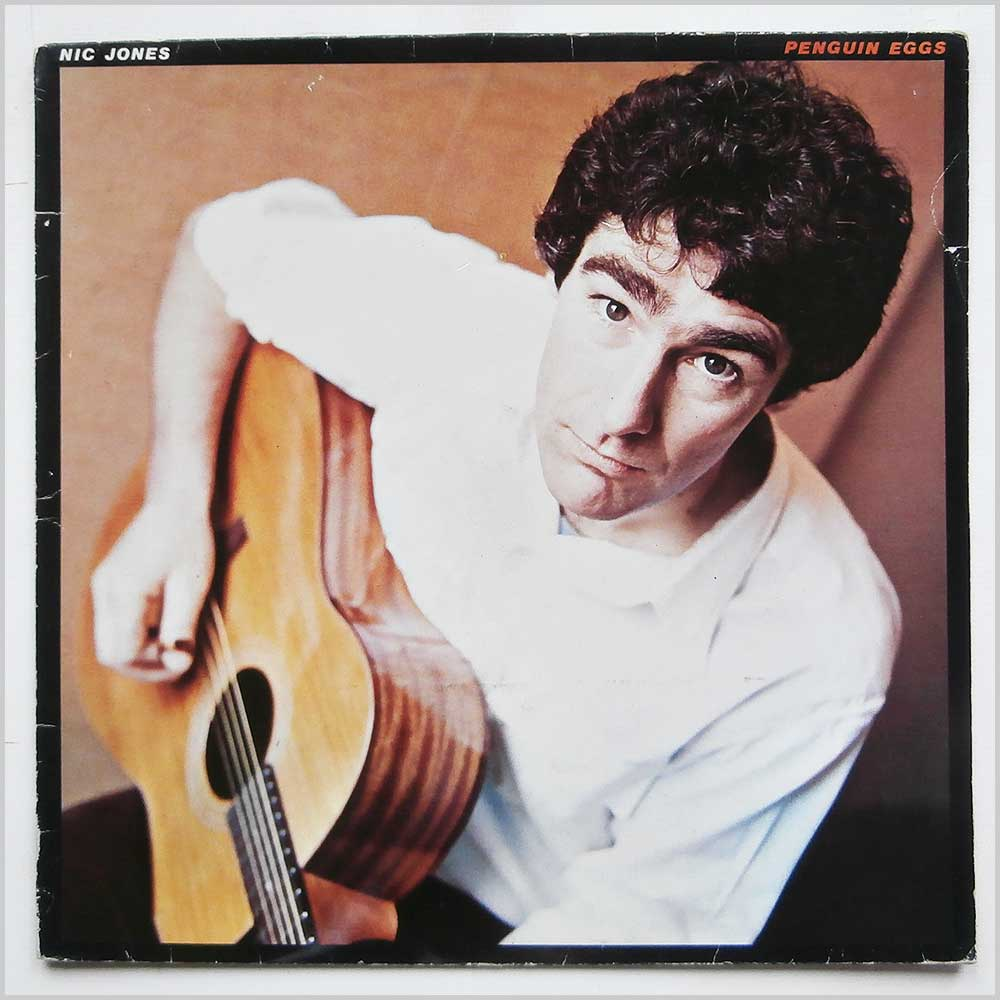 Nic Jones - Penguin Eggs - rare music LP records for sale