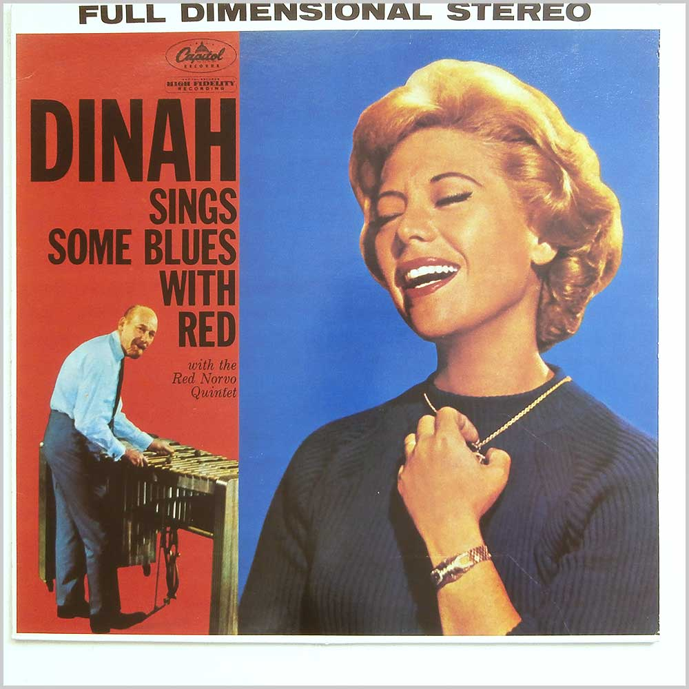 Dinah Shore - Dinah Sings Some Blues With Red (1565591)