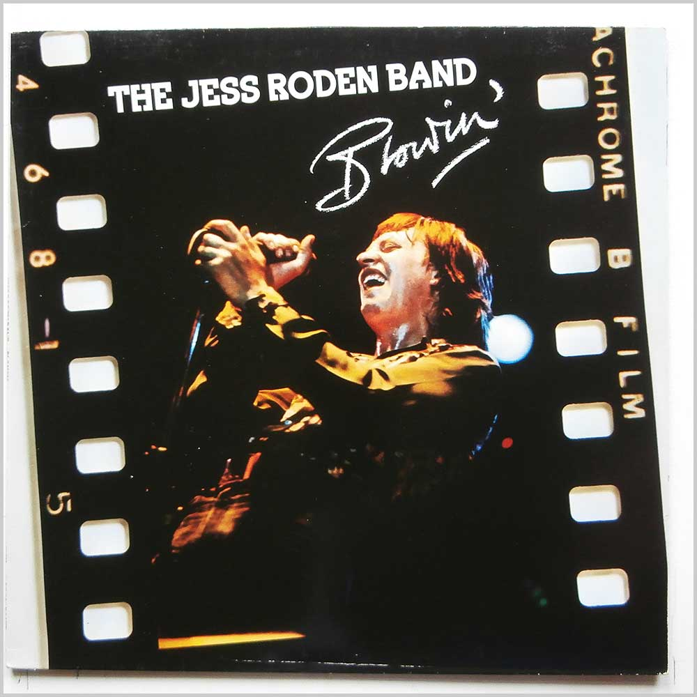 Jess Roden Band - Blowin (200 559)