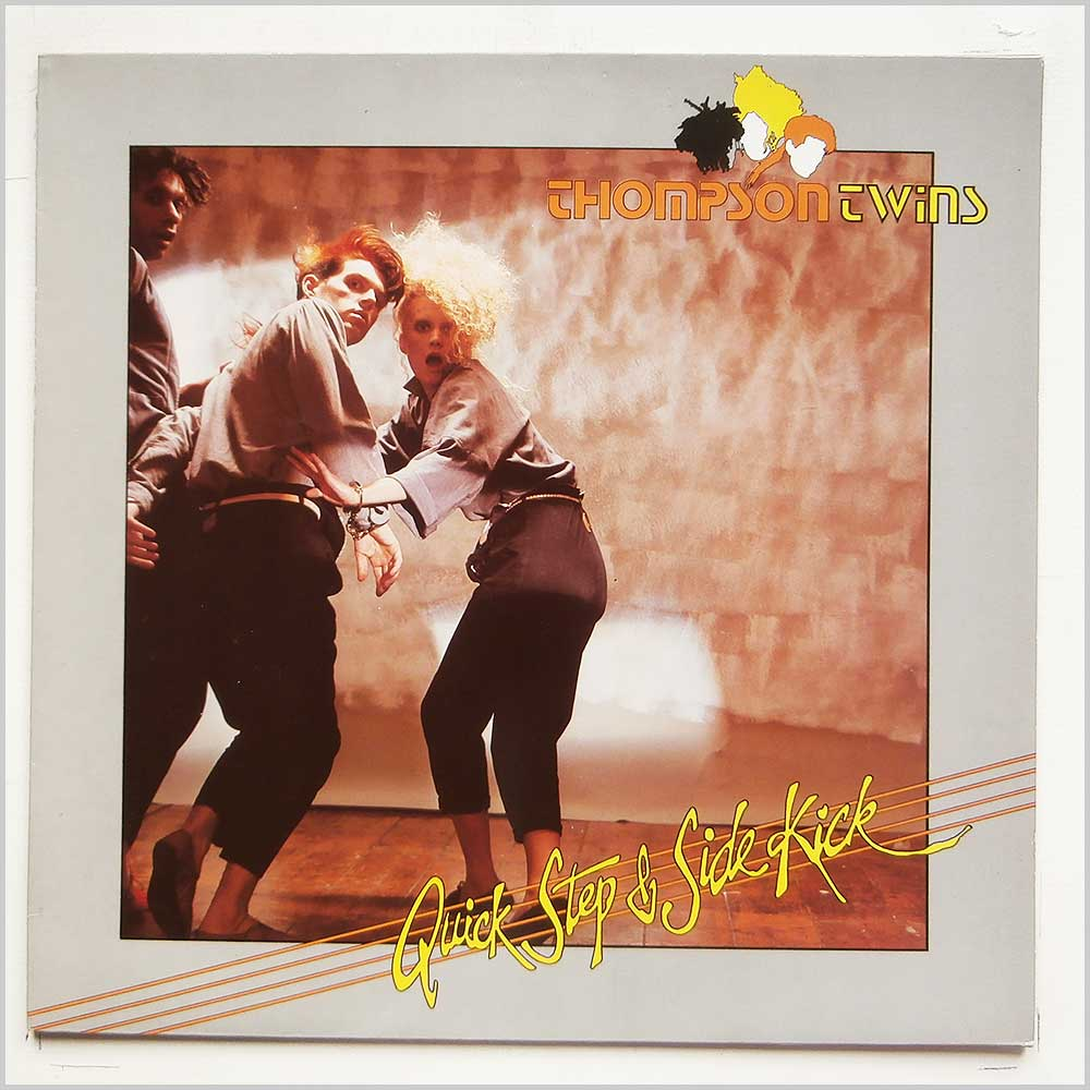 Thompson Twins - Quick Step And Side Kick (204 924)