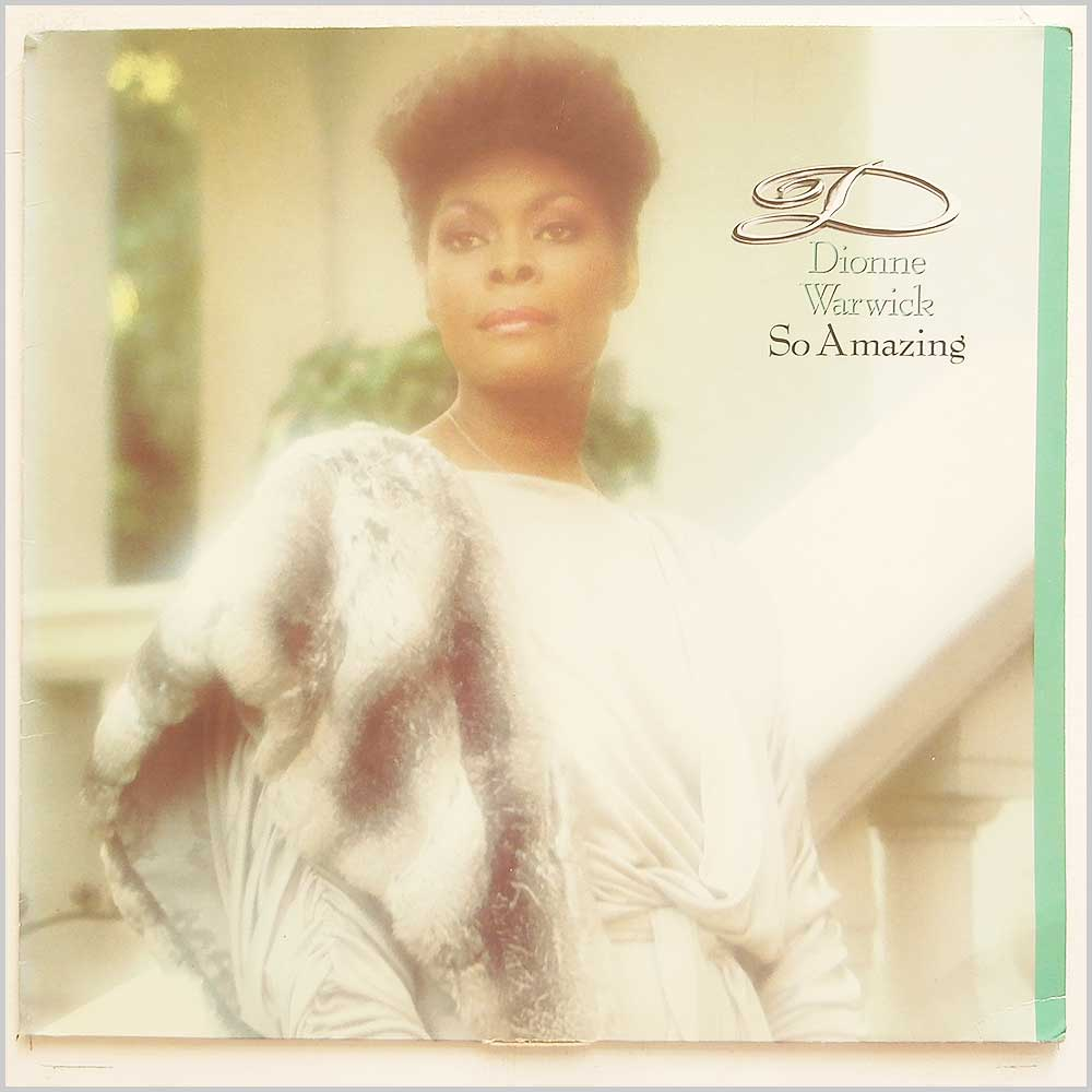 Dionne Warwick - So Amazing (205 755)