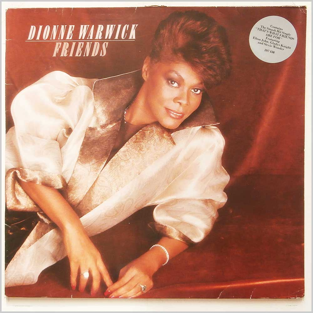 Dionne Warwick - Friends (207 438)
