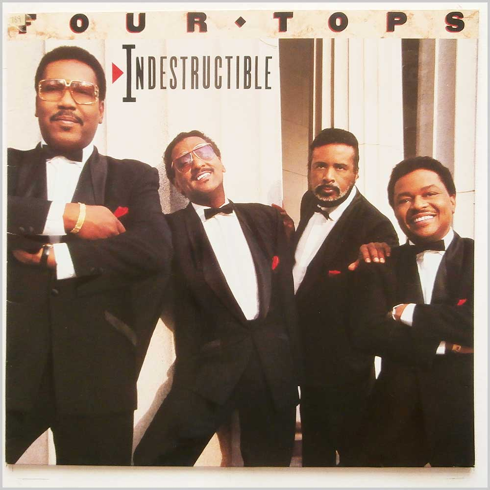 Four Tops - Indestructible (208 840)