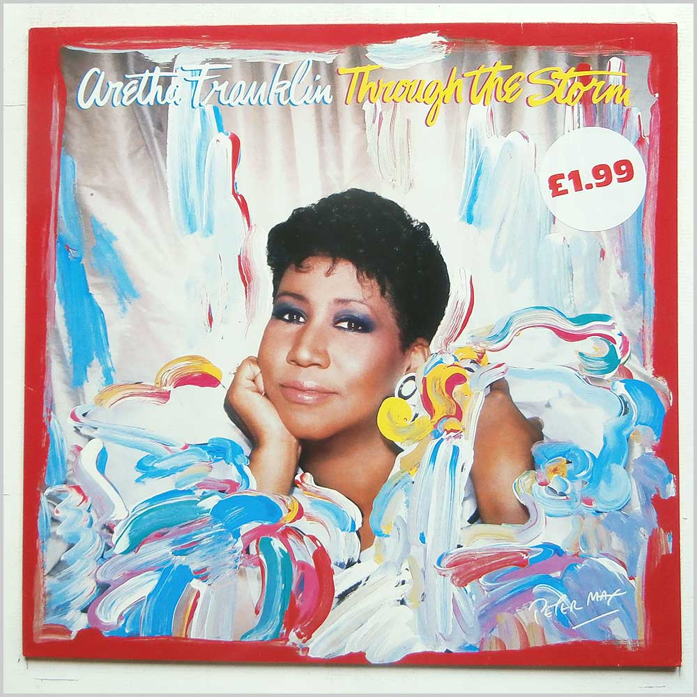 Aretha Franklin - Through The Storm (209 842)