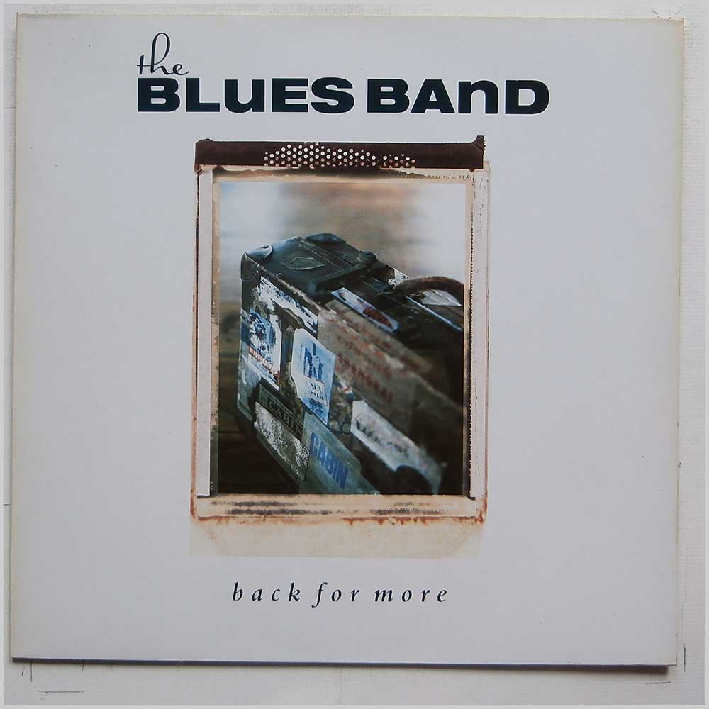 The Blues Band - Back For More (210 095)