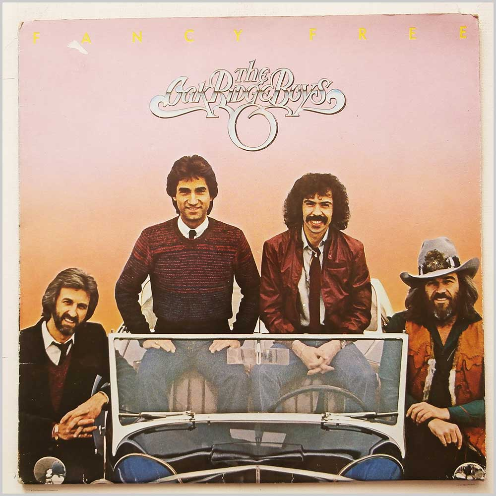 Oak Ridge Boys - Fancy Free (2202 802-320)