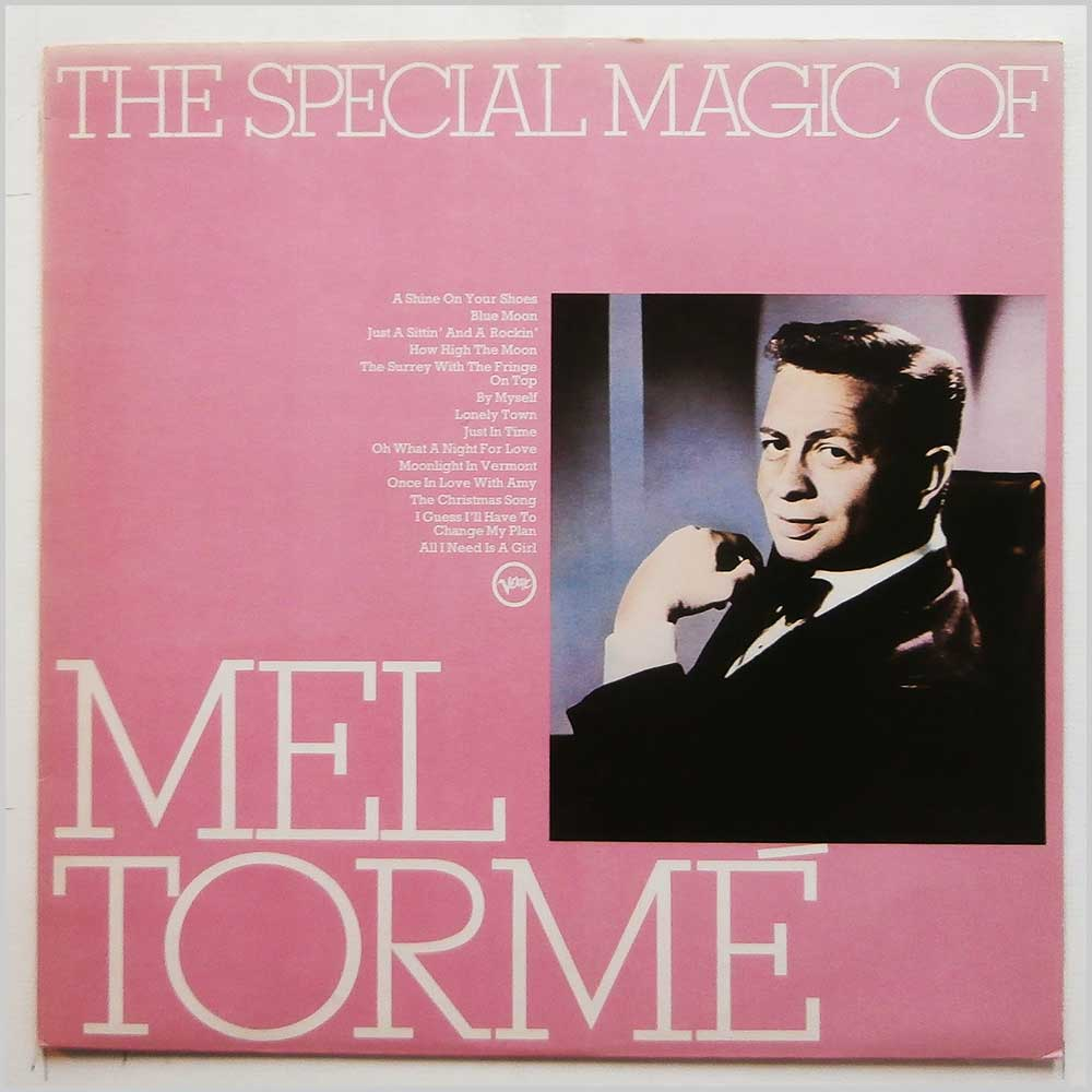 Mel Torme - The Special Magic Of Mel Torme (2317 076)
