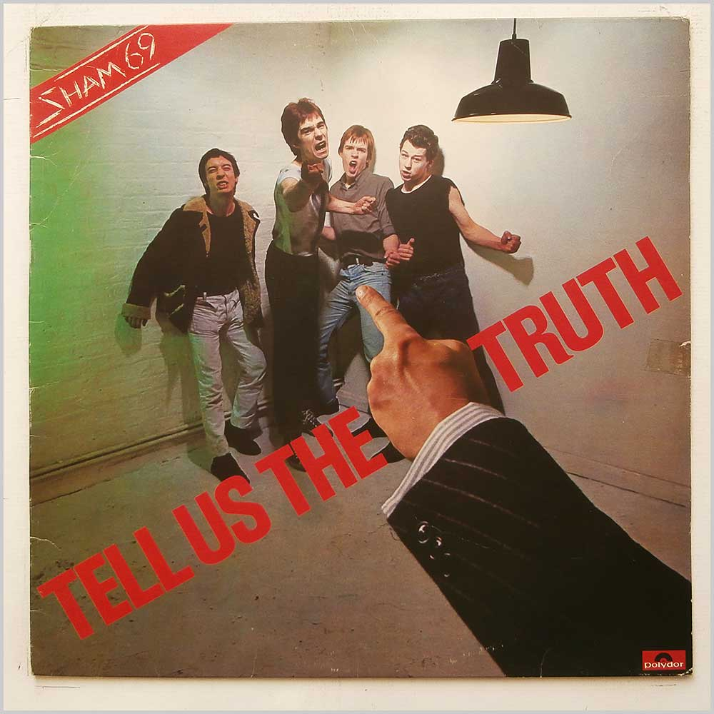 Sham 69 - Tell Us The Truth (2383 491)