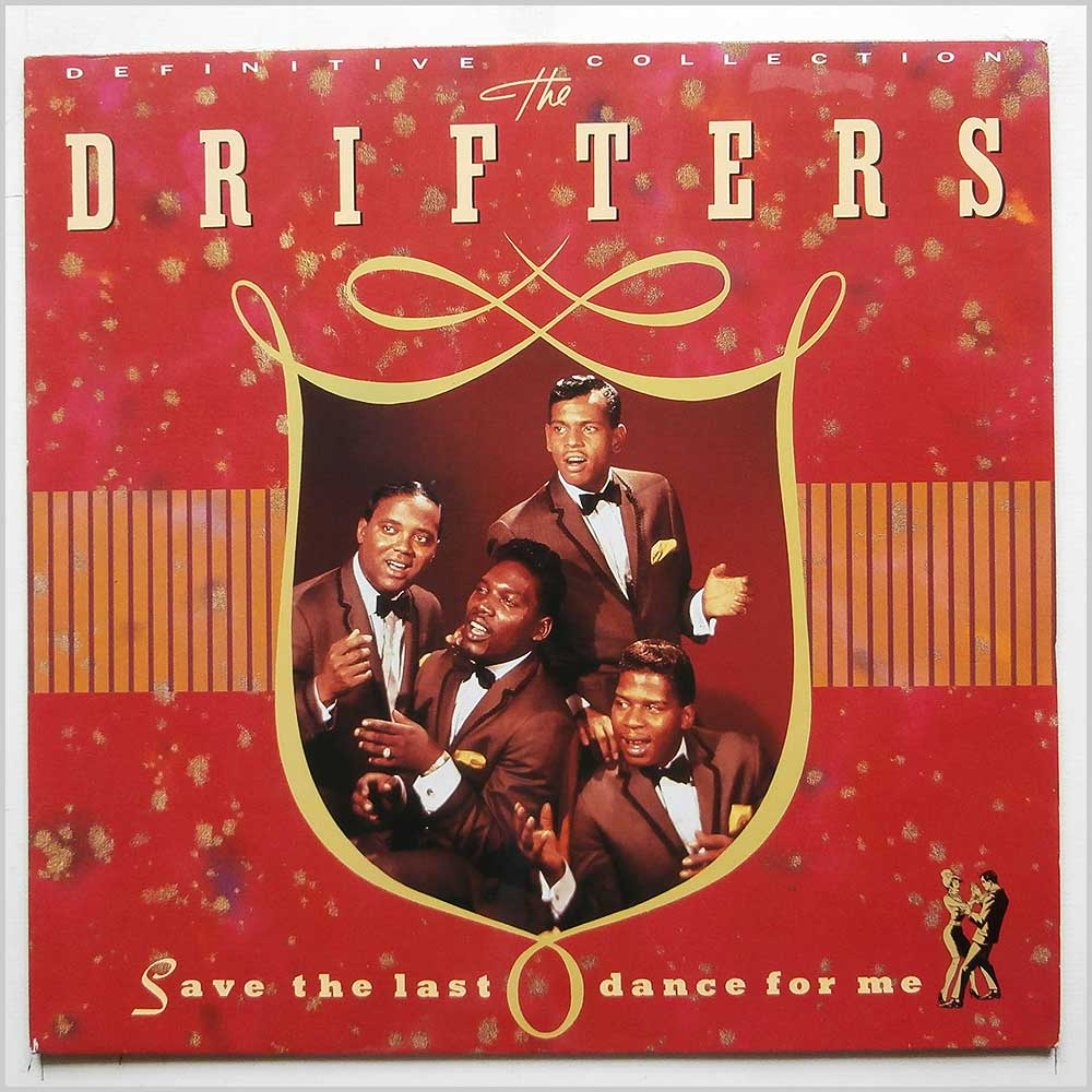 The Drifters - Save The Last Dance For Me (The Definitive Collection) (241121-1)
