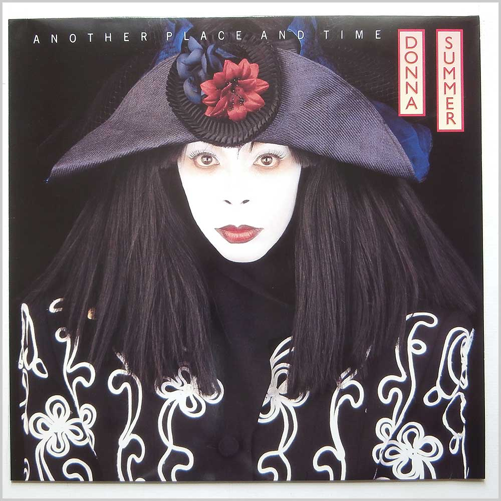 Donna Summer - Another Place And Time (255 976-1)