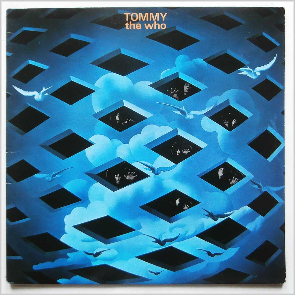 The Who - Tommy (2657 002)