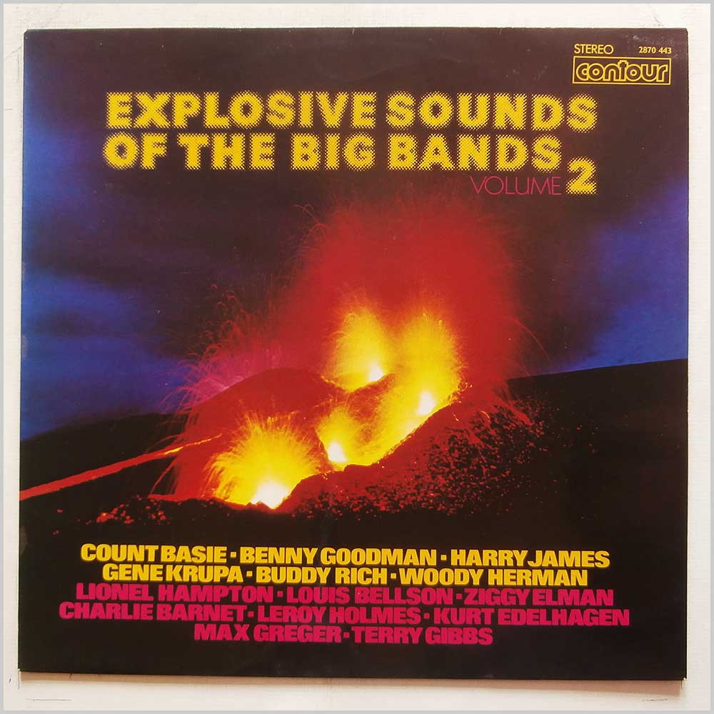 Various - Explosive Sounds Of The Big Bands Volume 2 (2870 443)
