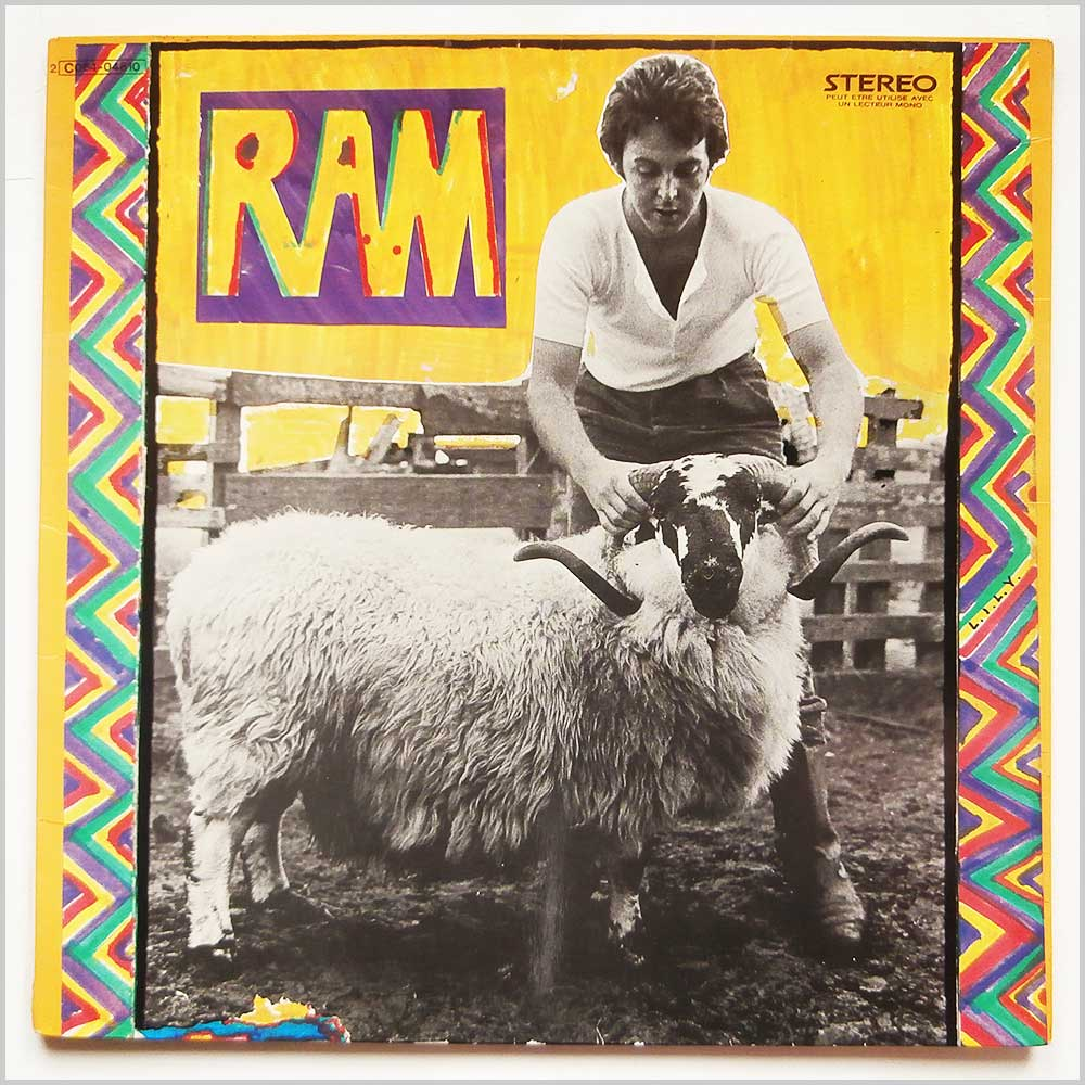 Paul McCartney, Linda McCartney - Ram (2C 064-04810)