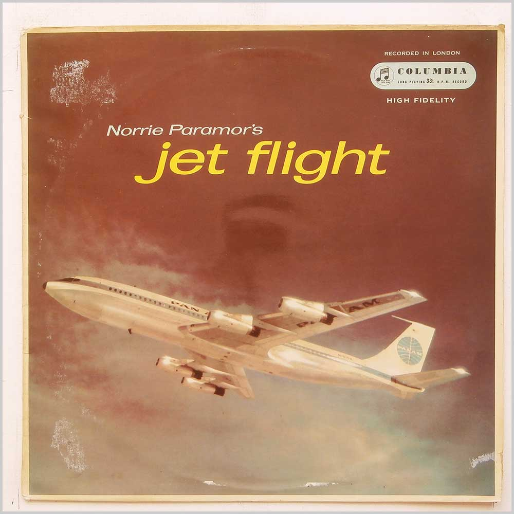 NORRIE PARAMOUR - Jet Flight - 33T