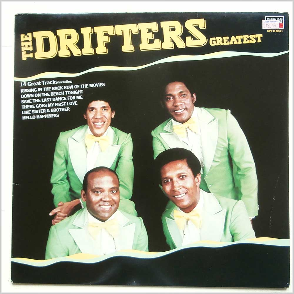 The Drifters - The Drifters Greatest (41 5734 1)