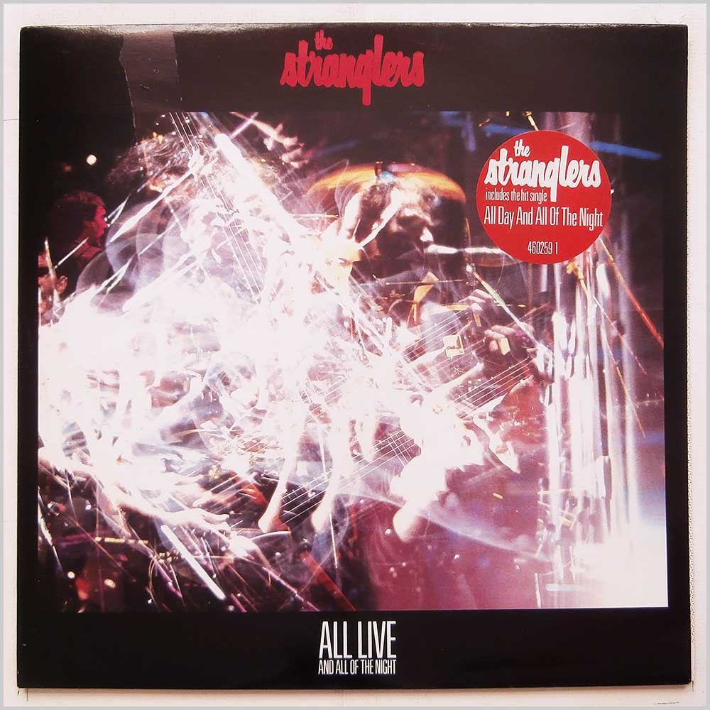 The Stranglers - All Live And All Of The Night (460259 1)