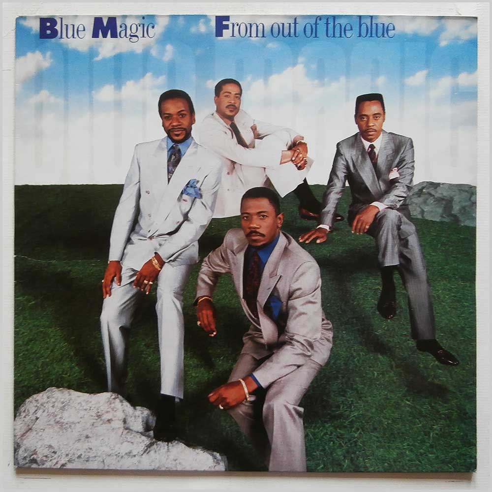 Blue Magic - From Out Of The Blue (463392 1)