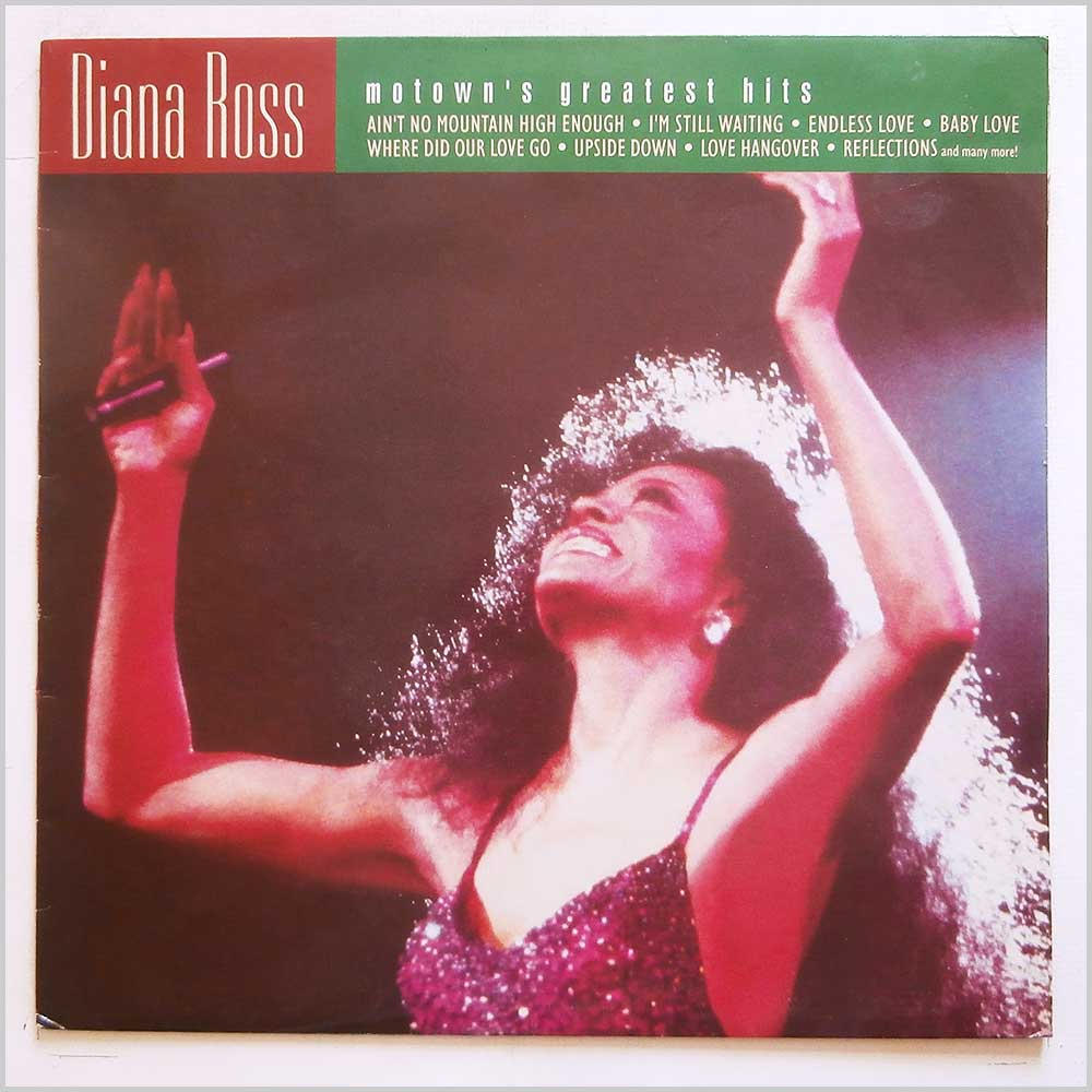 Diana Ross - Motown's Greatest Hits (530 013-1)