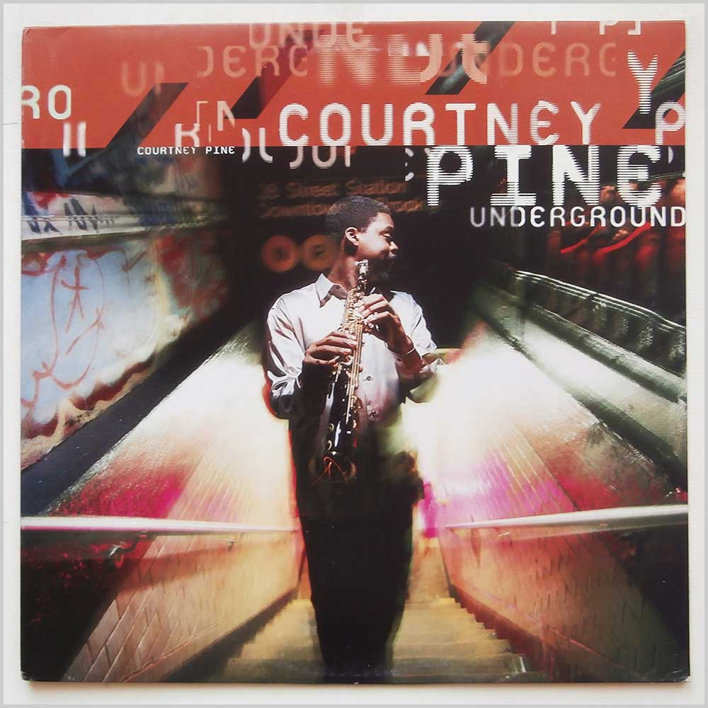 Courtney Pine - Underground (537 745-1)
