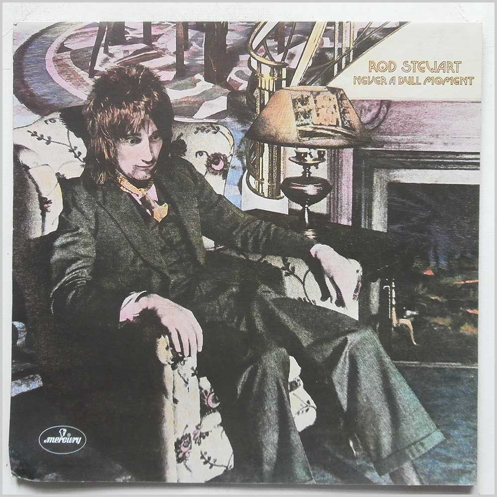 Rod Stewart - Never A Dull Moment (649 915-3)