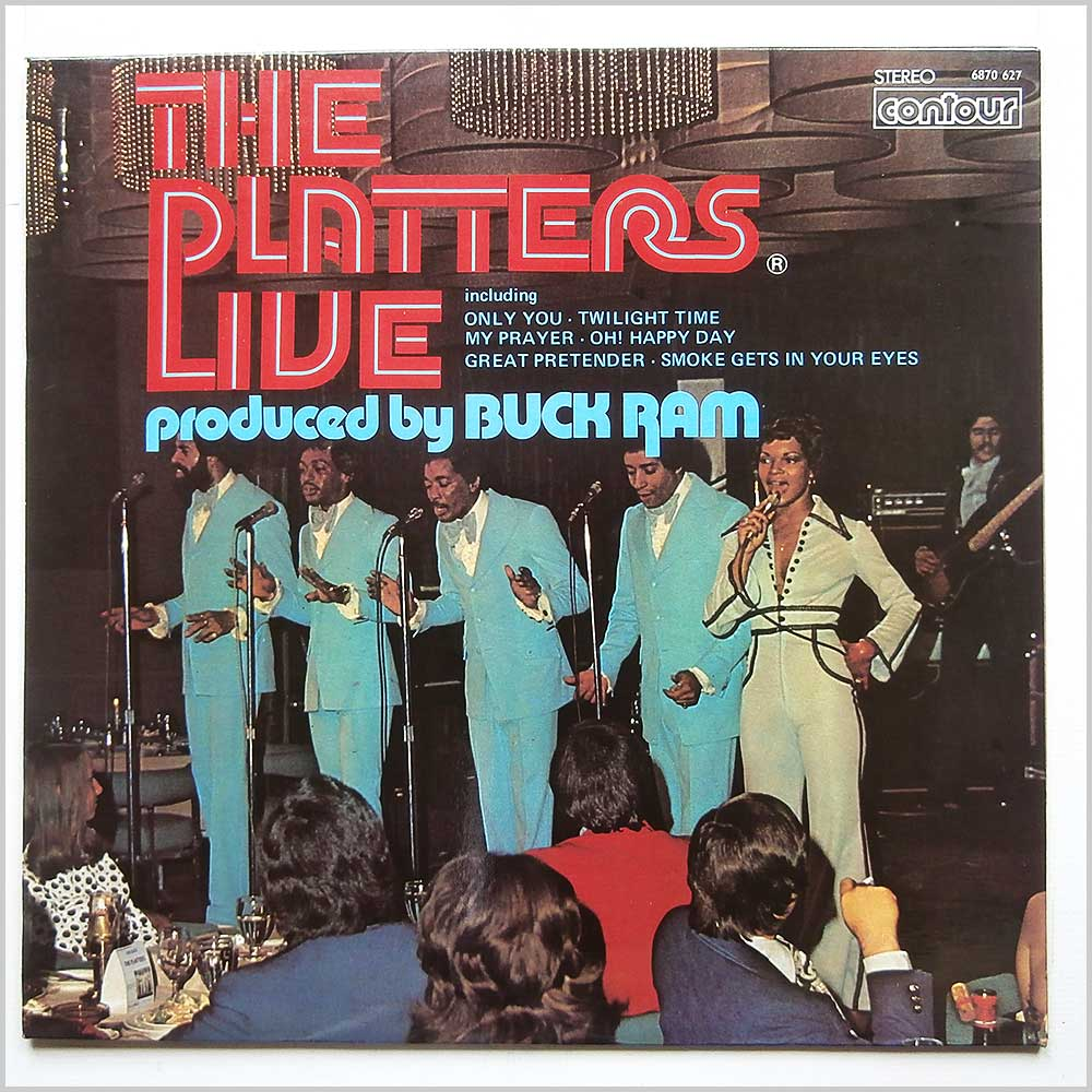 Platters The Platters Collection 20 Golden Records Lps