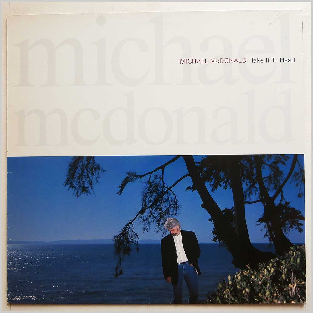Michael McDonald - Take It To Heart (7599-25979-1)
