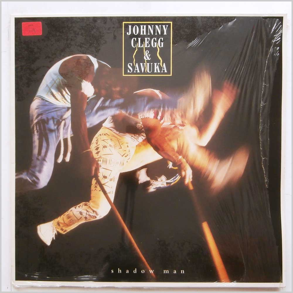 Johnny Clegg and Savuka - Shadowman (7 90815 1)