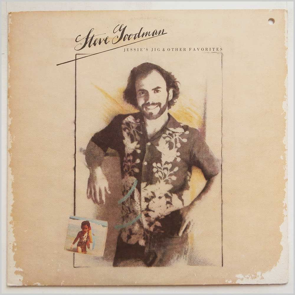 Steve Goodman - Jessie's Jig And Other Favorite's