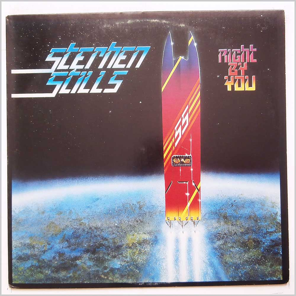 Stephen Stills - Right By You (80177-1)