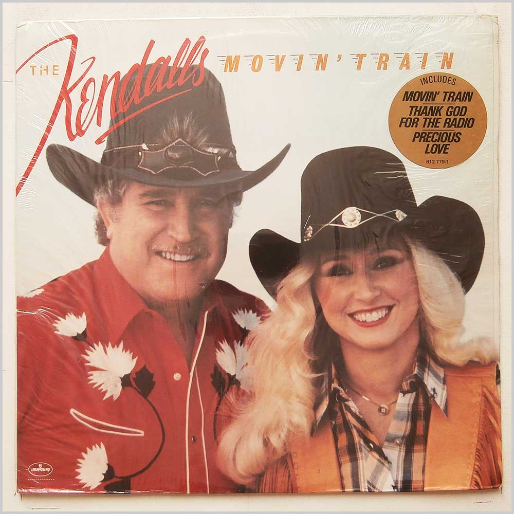 The Kendalls - Movin' Train (812 779-1 M-1)