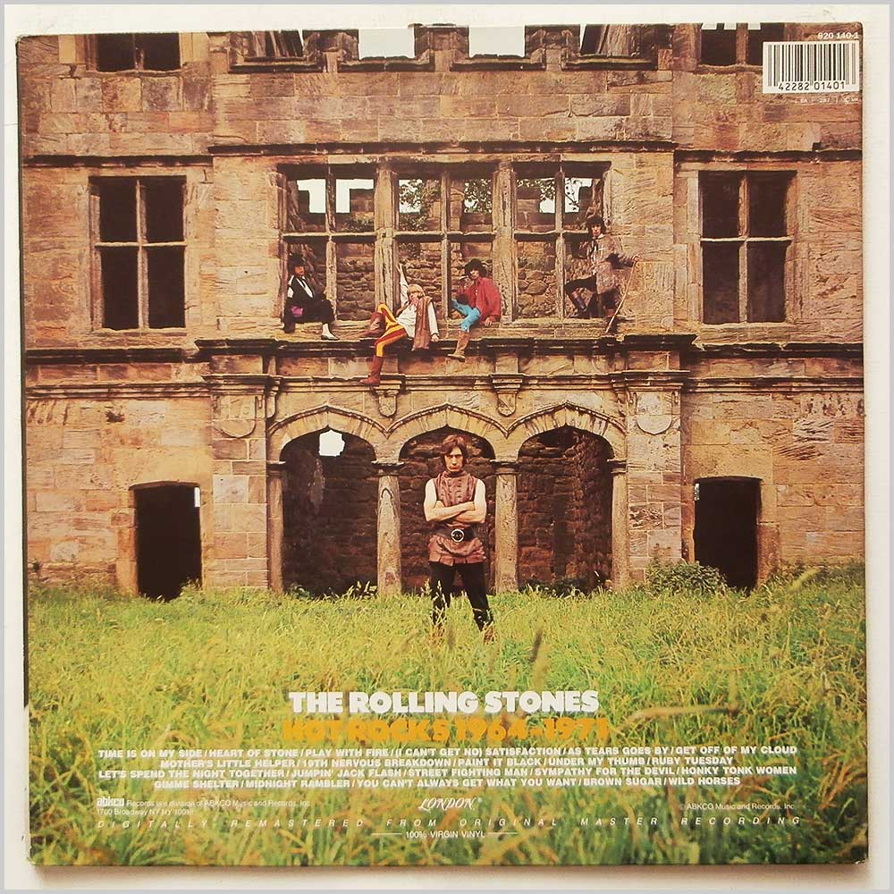 The Rolling Stones - Hot Rocks 1964-1971 (820 140-1)
