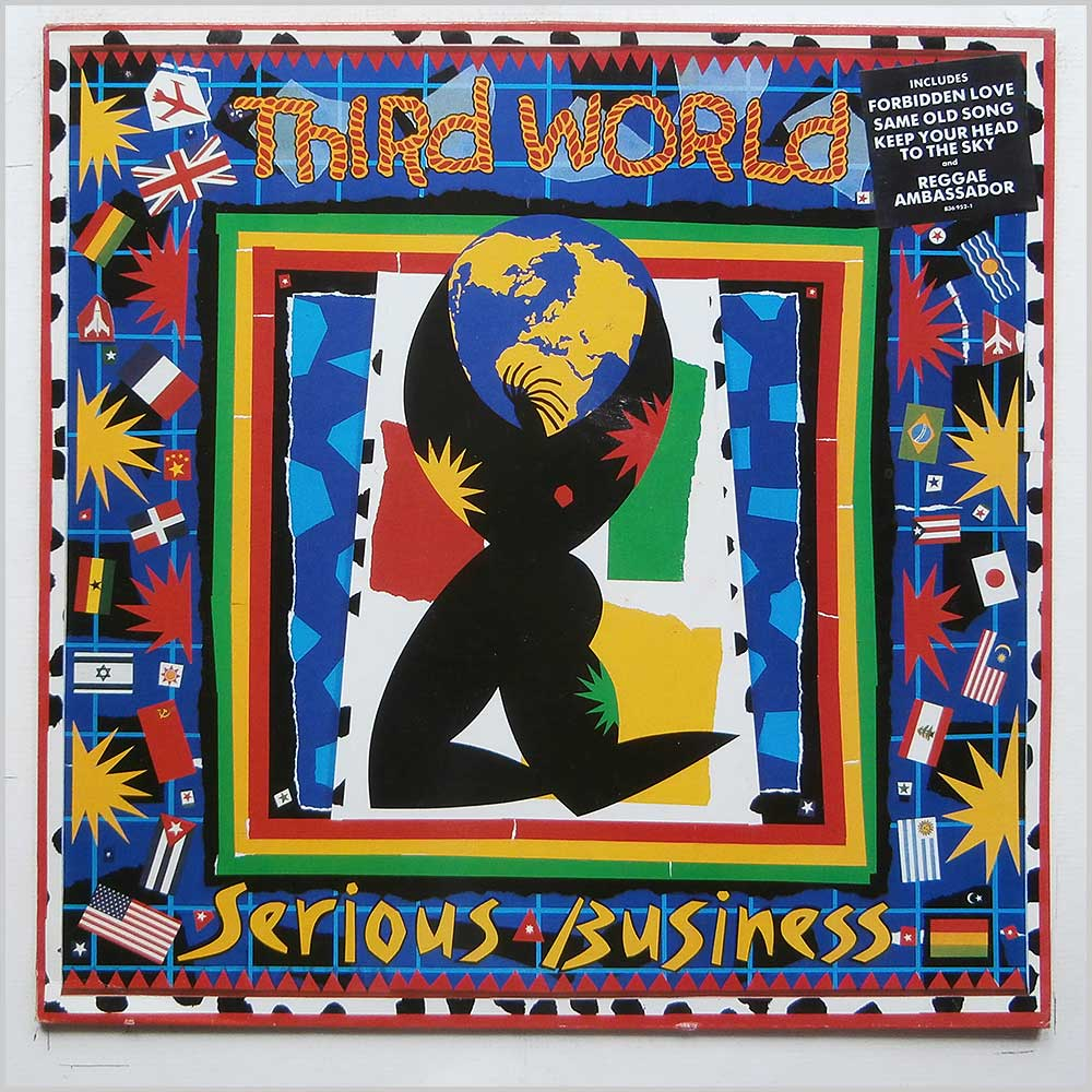 Third World - Serious Business (836 952-1)