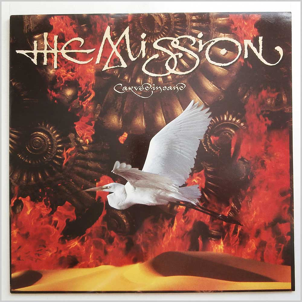 The Mission - Carved Insane (842 251-1)