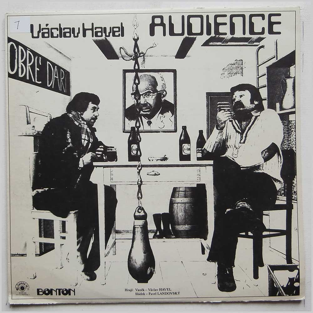 Vaclav Havel - Audience (90-001-STEREO)