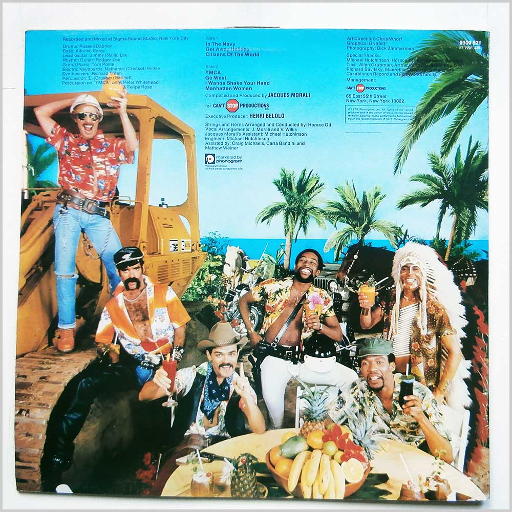 Village People - Go West (9109 621)