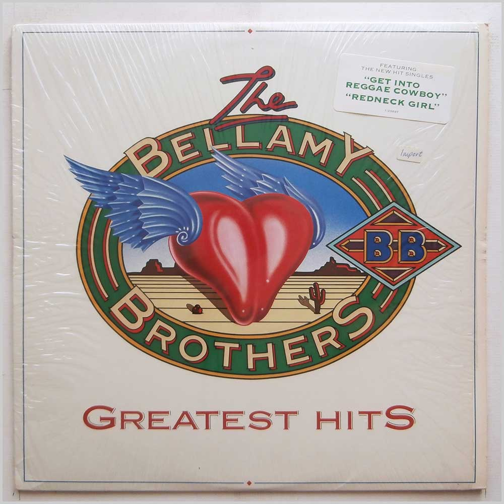 The Bellamy Brothers - Greatest Hits (9 23697-1)