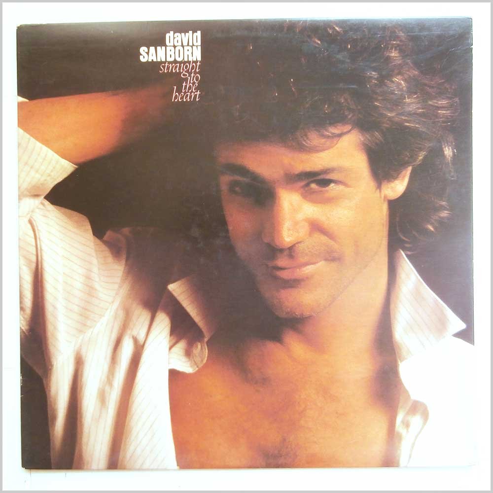 David Sanborn - Straight To The Heart (9 25150-1)