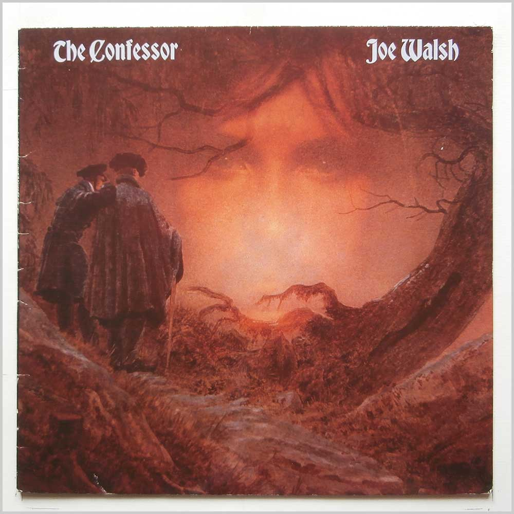 Joe Walsh - The Confessor (925 281-1)