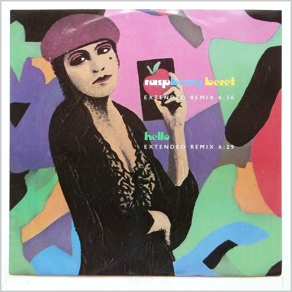 Prince and The Revolution - Raspberry Beret (Extended Remix), Hello (Extended Remix) (925 286-1)