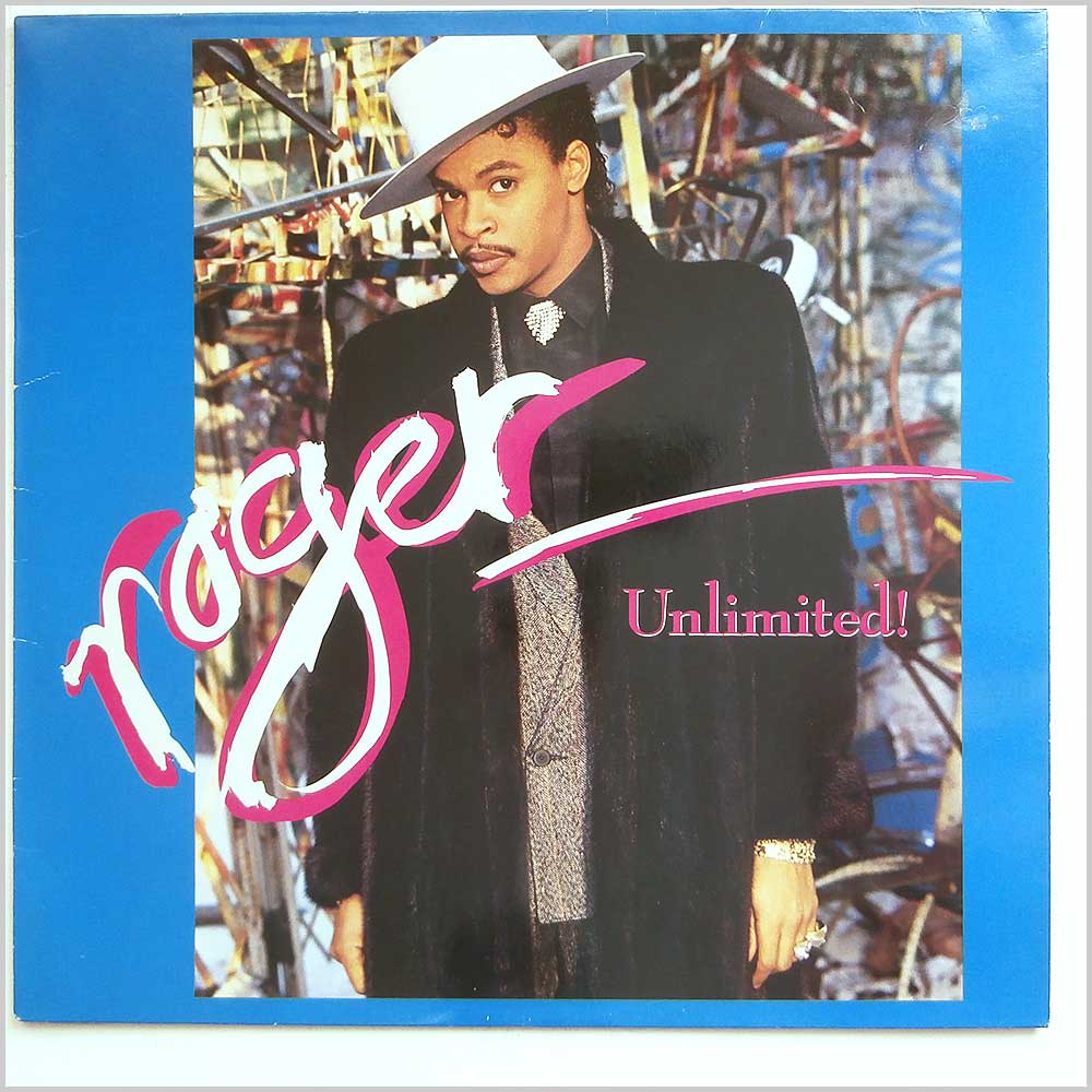 Roger - Unlimited! (925 496-1)