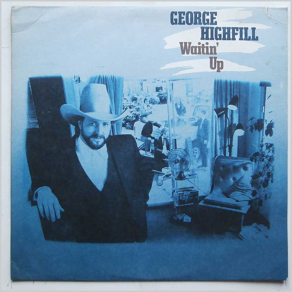 George Highfill - Waitin' Up (9 25618-1)