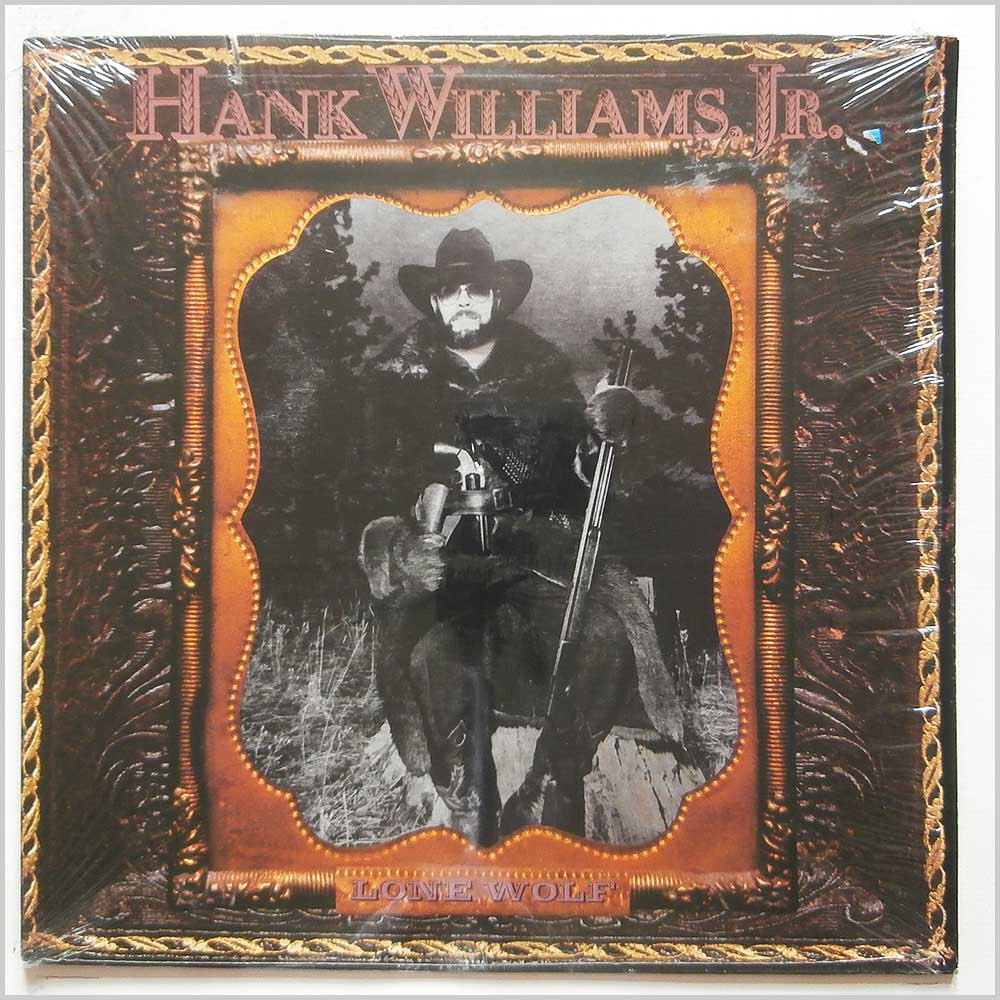 Hank Williams Jr. - Lone Wolf (9 26090-1)